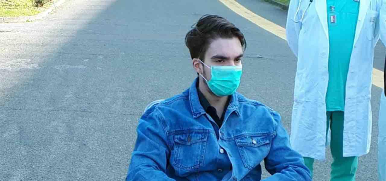 Mattia, il paziente di Cremona guarito dal Coronavirus