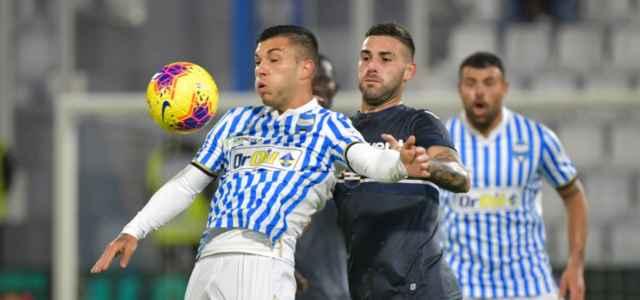 Strefezza Murru Spal Sampdoria lapresse 2020 640x300