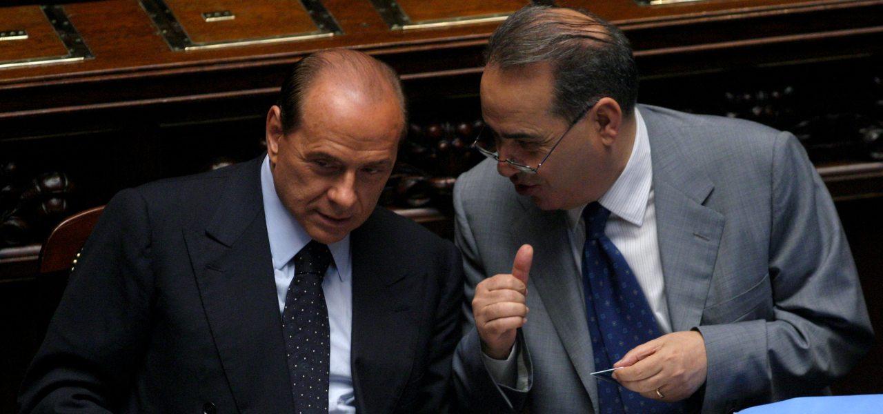 Berlusconi e Pisanu