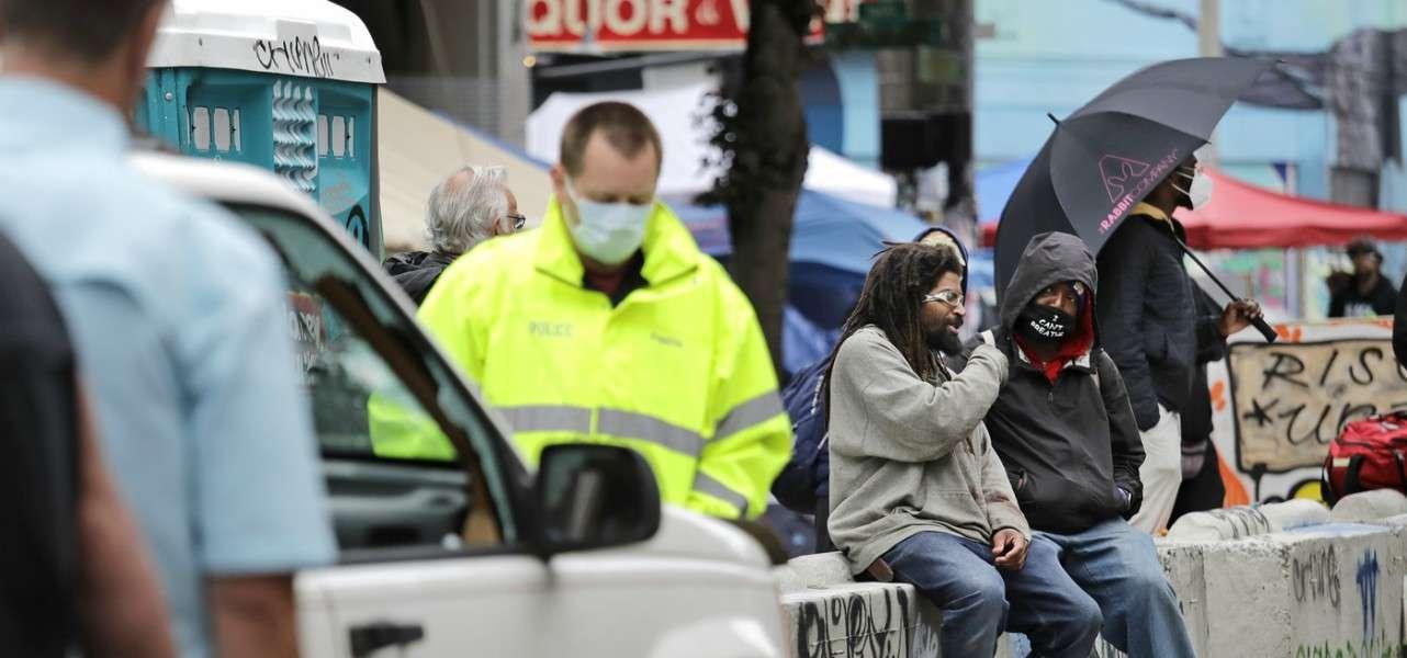 america seattle protesta 4 lapresse1280