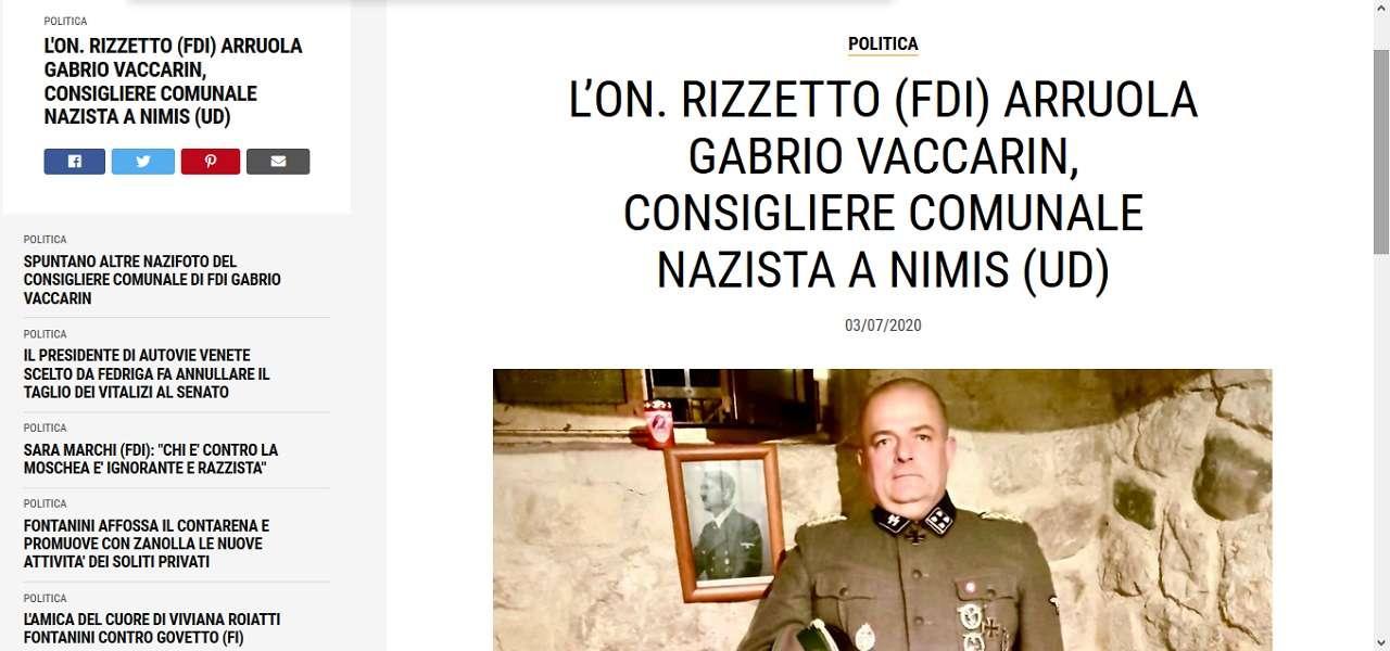 gabrio vaccarin
