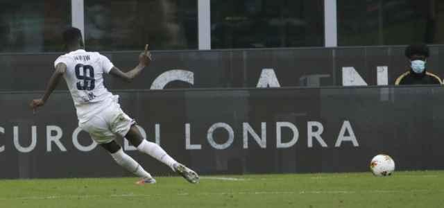 Musa Barrow gol Inter Bologna lapresse 2020 640x300