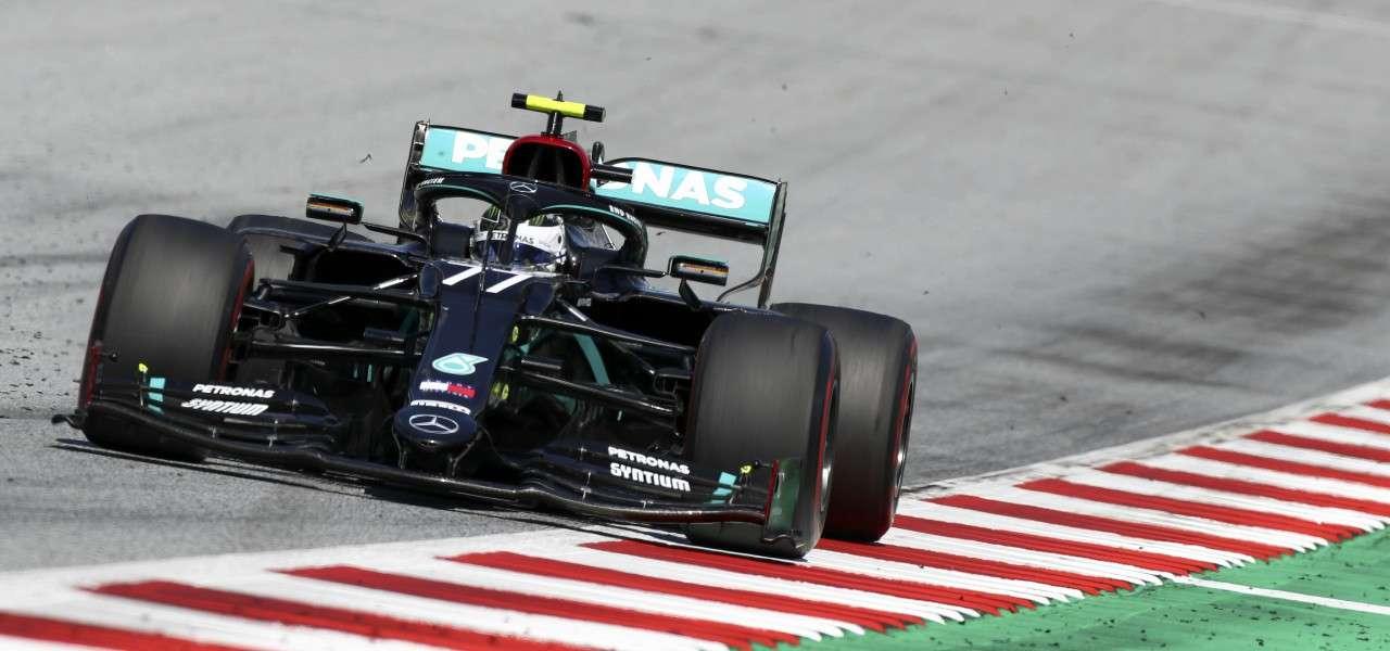 Valtteri Bottas Mercedes Austria lapresse 2020