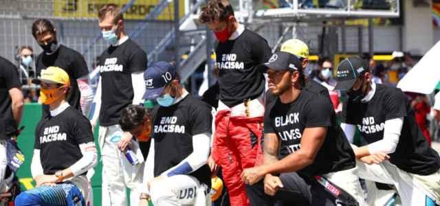 Piloti Formula 1 razzismo