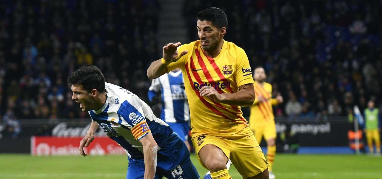 Darder Suarez Espanyol Barcellona lapresse 2020