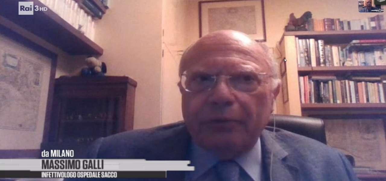 """Massimo Galli/ """"Farmacie faticano a reperire il vaccino antinfluenzale"""""""