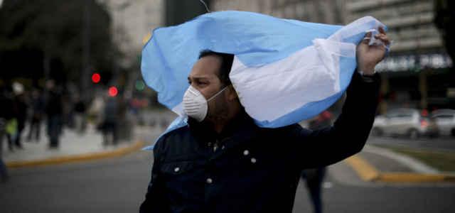 Argentina Protesta Mascherina Lapresse1280 640x300