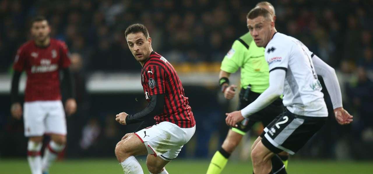 Bonaventura Iacoponi Milan Parma lapresse 2020