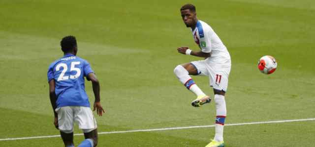 Zaha Ndidi Crystal Palace Aston Villa lapresse 2020 640x300