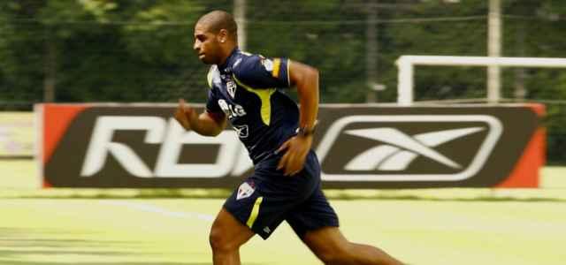 Adriano allenamento Sao Paulo lapresse 2020 640x300