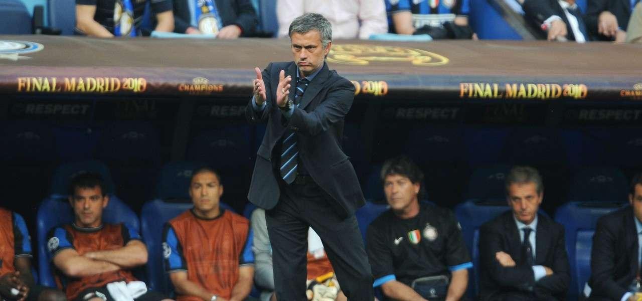 Jose Mourinho Inter lapresse 2020