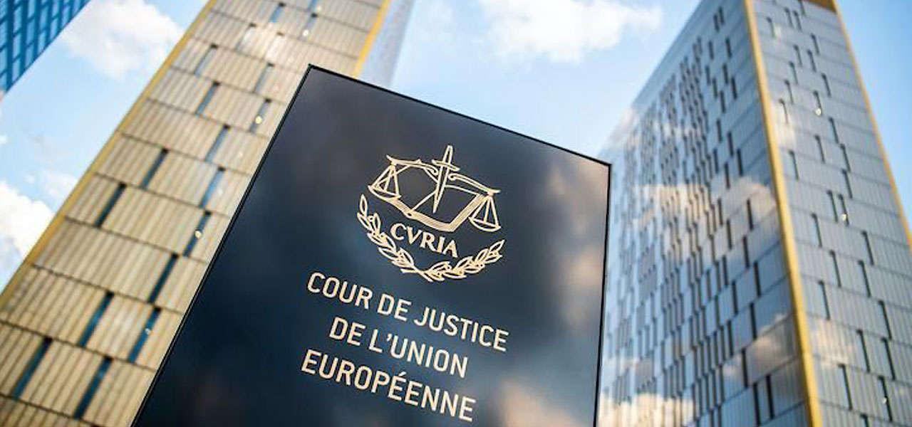 La sede della Corte di Giustizia dell'Unione Europea