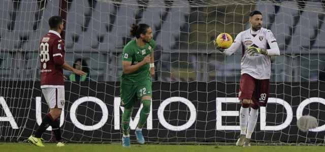 Rincon Caceres Sirigu Torino Fiorentina lapresse 2020 640x300