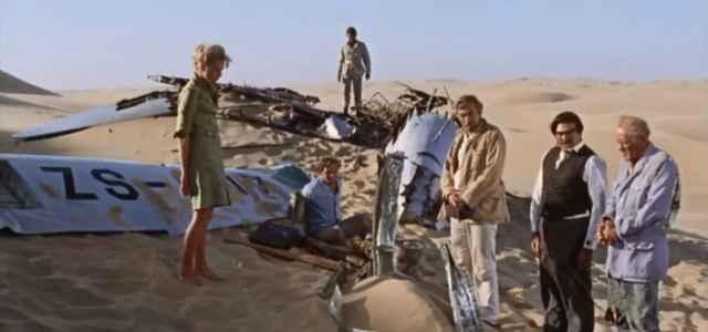 Le sabbie del Kalahari 2019 film 640x300