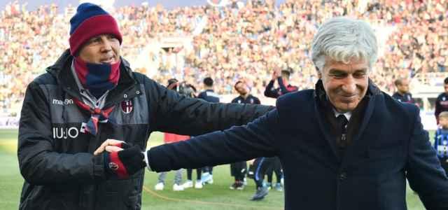 Mihajlovic Gasperini Serie A