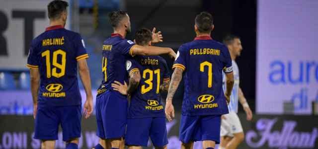 Roma gruppo