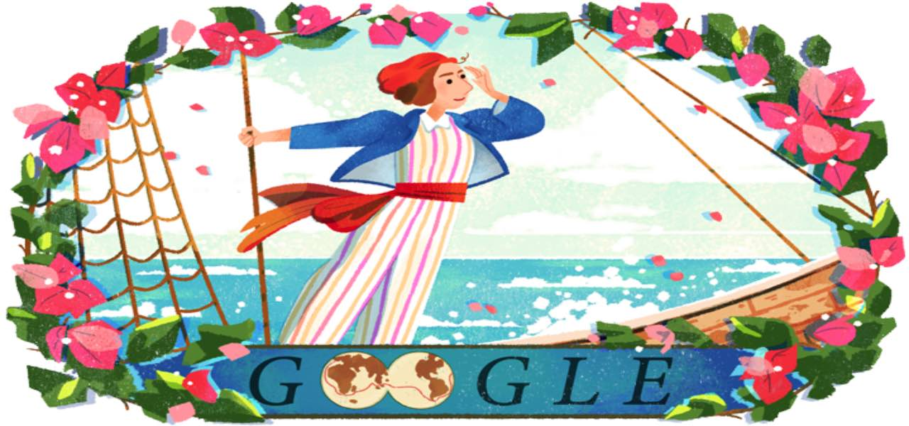 jeanne baret google