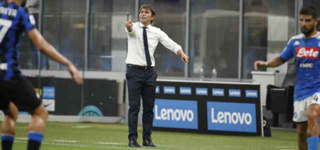 Conte Inter Champions League