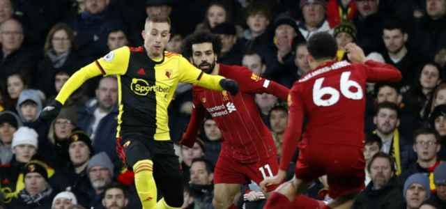 Gerard Deulofeu Watford Liverpool lapresse 2020 640x300