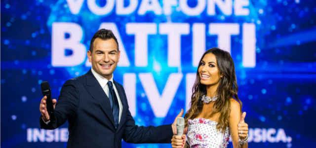 Alan Palmieri ed Elisabetta Gregoraci conducono Battiti Live 2020