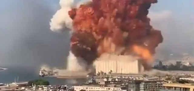 Esplosione a Beirut: cos'è il nitrato di ammonio?