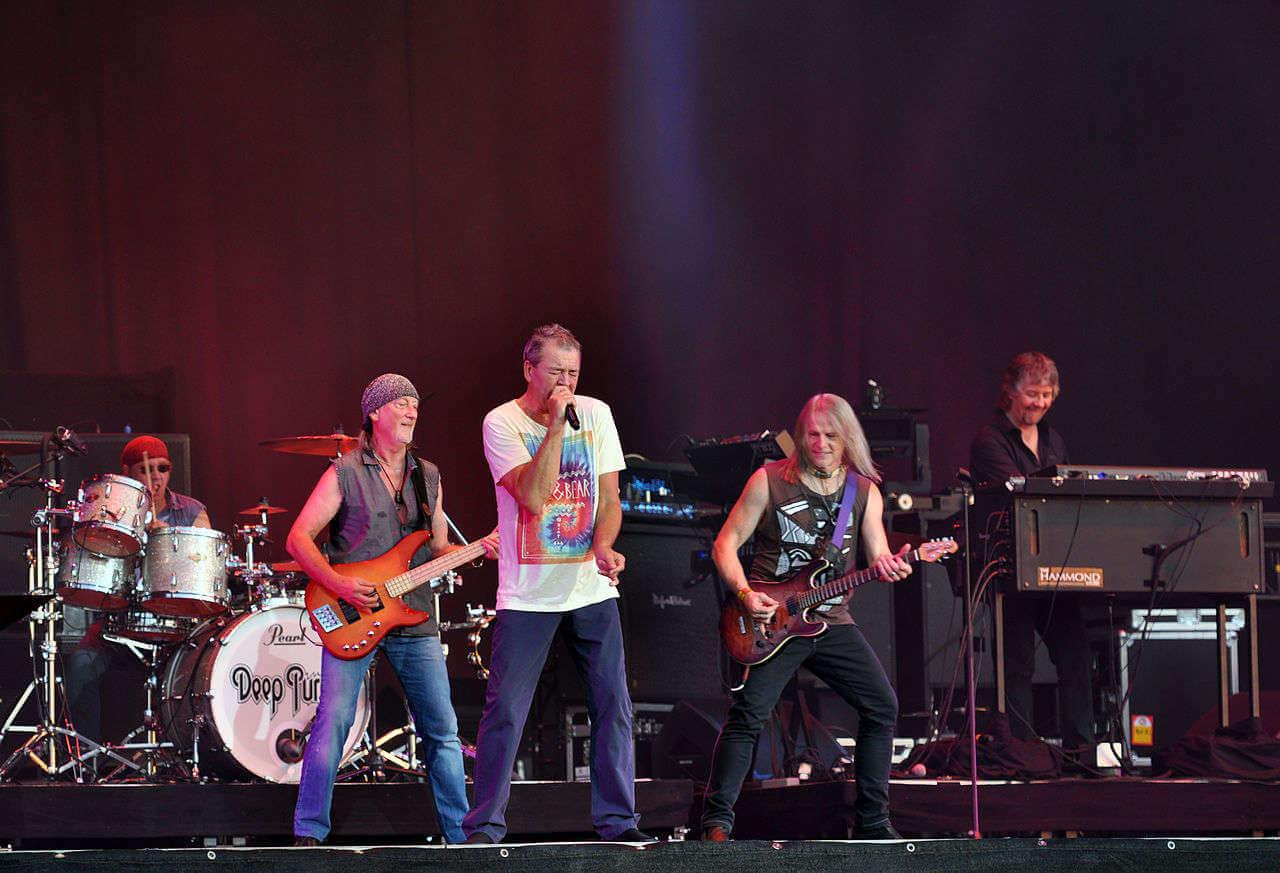 Whoosh!, il nuovo album dei Deep Purple/ 21° disco della carriera ...