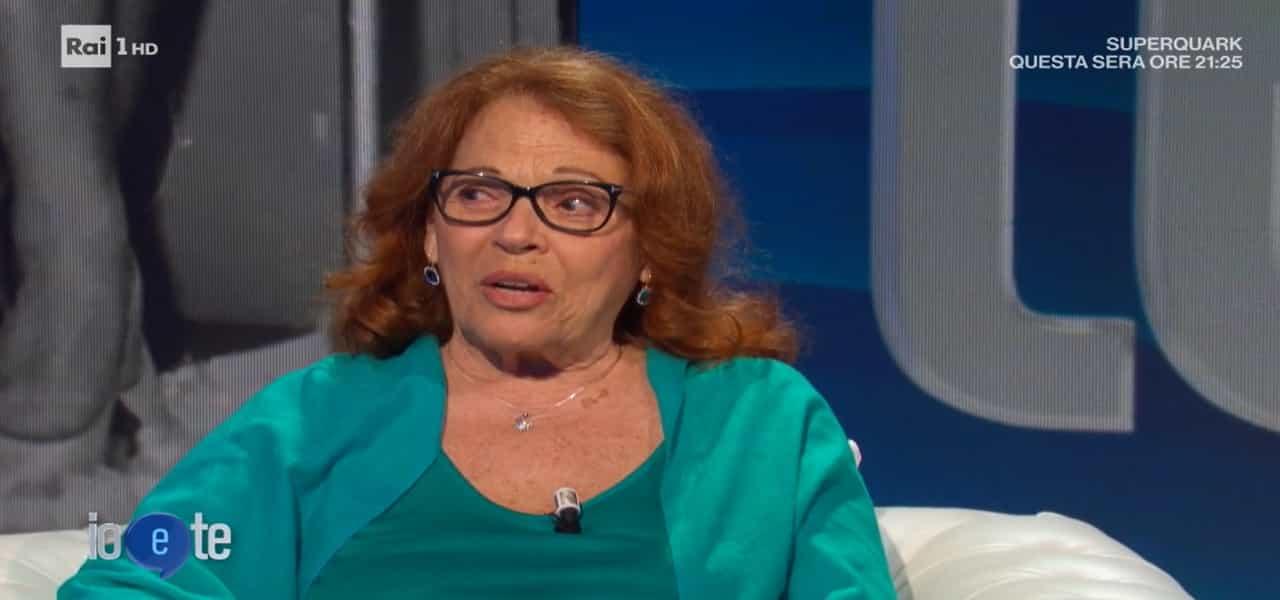 """Valeria Fabrizi piange per il marito morto Tata Giacobetti/ """"Mi manca ..."""