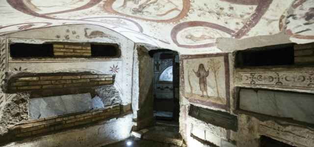 chiesa cristianesimo catacombe pietro 1 lapresse1280 640x300