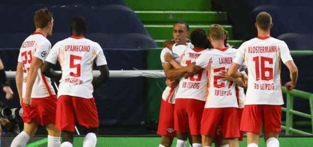 Lipsia gruppo Champions League