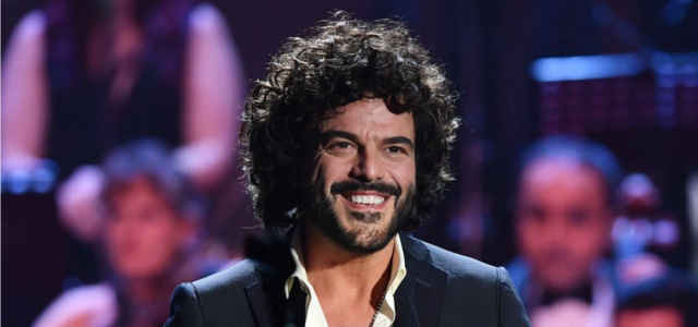 Il cantautore Francesco Renga