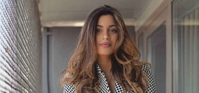 La showgirl Romina Pierdomenico