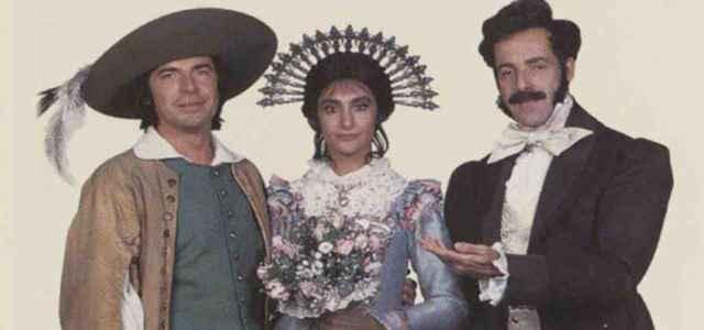 Il Trio Marchesini ne I Promessi Sposi