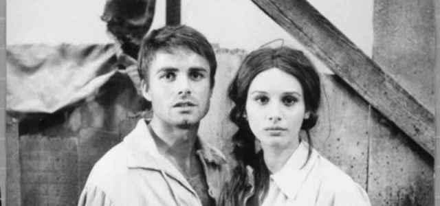 Nino Castelnuovo e Paola Pitagora