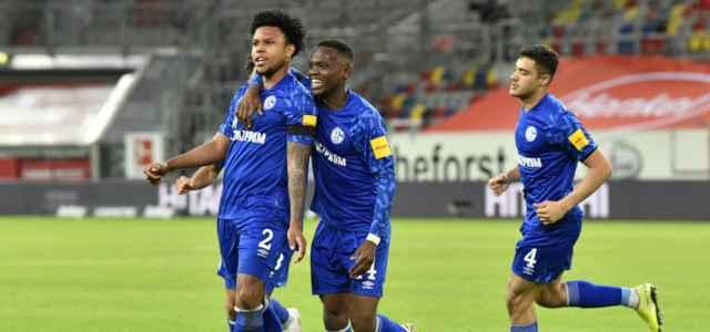Weston McKennie Schalke gol lapresse 2020 640x300