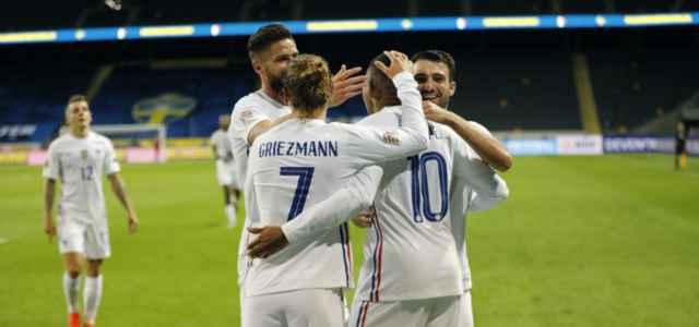 Francia gol