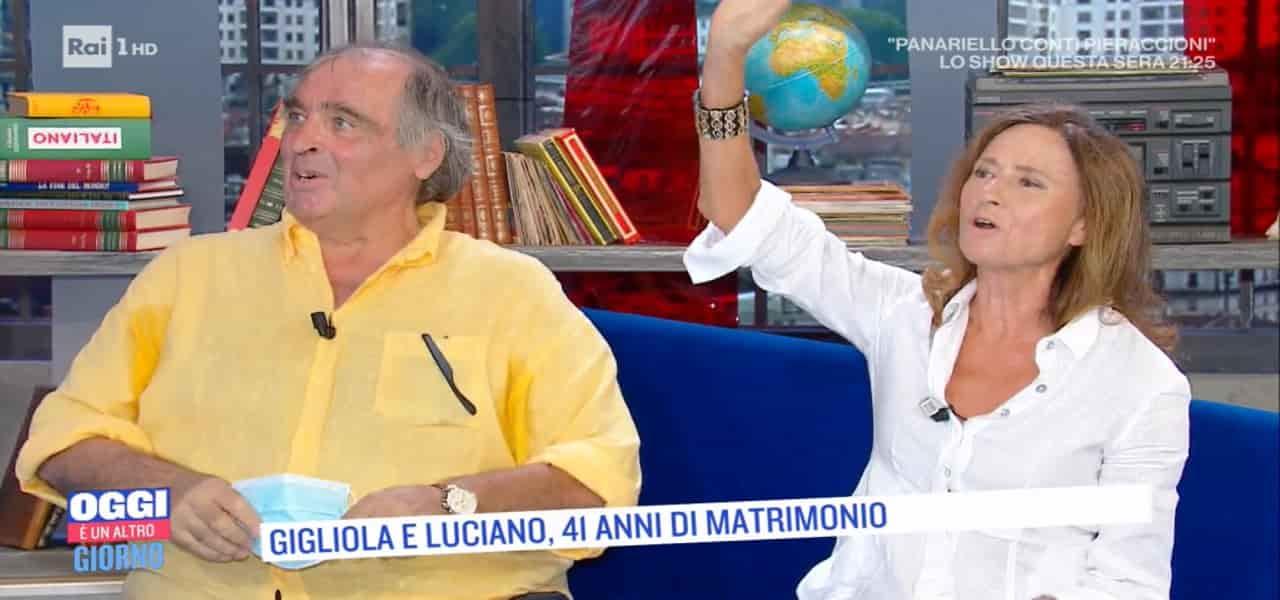 """Gigliola Cinquetti e Luciano Teodori/ """"Dicevano che tra noi era solo ..."""
