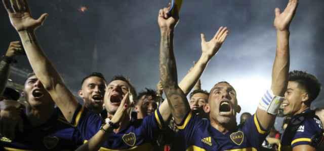 Tevez Boca Juniors festa lapresse 2020 640x300
