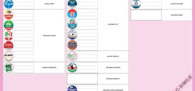 Scheda Regionali Liguria