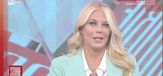 """Eleonora Daniele, """"Storie Italiane"""""""