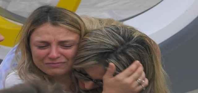 myriam catania piange grande fratello vip 640x300