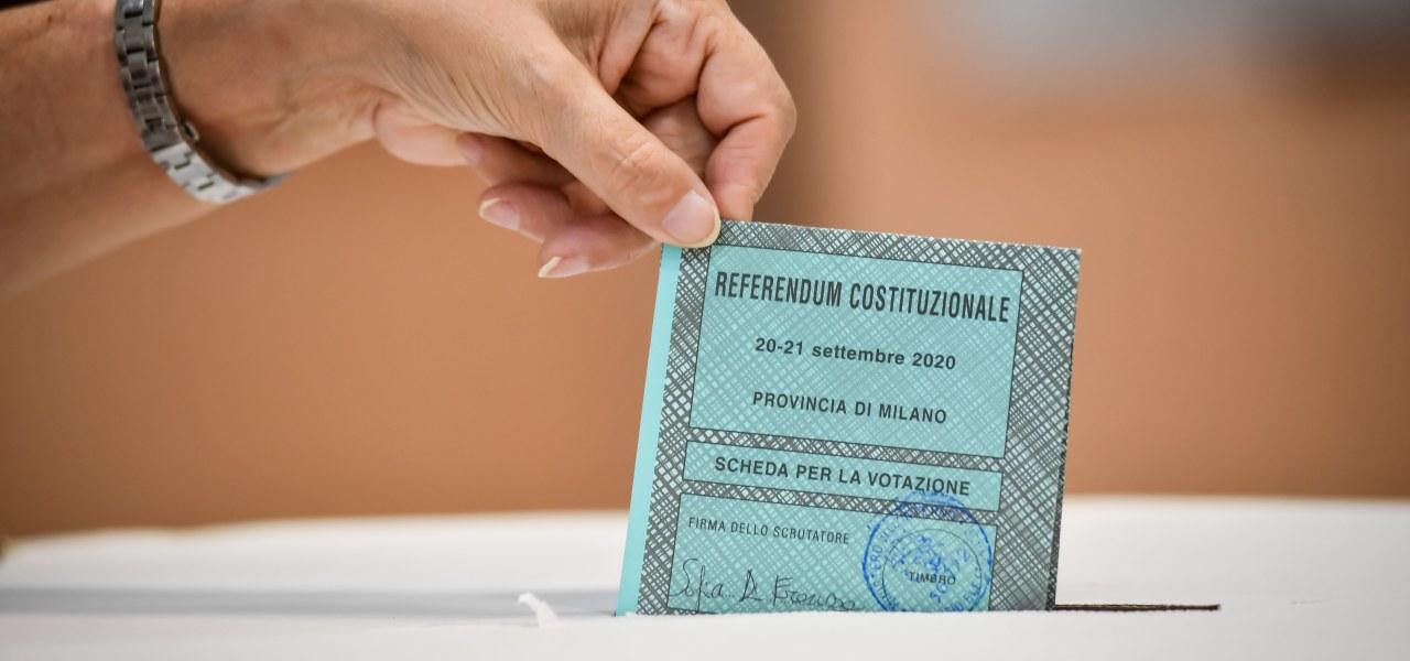 REFERENDUM 2020 TAGLIO PARLAMENTARI/ Diretta risultati: sì o no, exit poll, affluenza