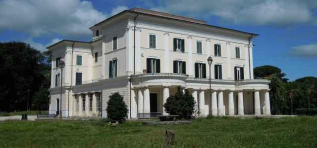Roma Villa Torlonia   Casino nobile 2 640x300