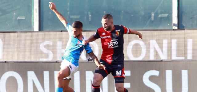 Lorenzo Insigne Biraschi Napoli Genoa lapresse 2020 640x300