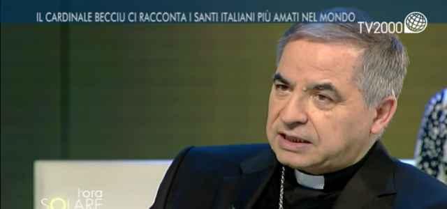 cardinale becciu
