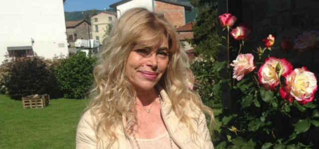 La cantante dei Ricchi e Poveri Marina Occhiena