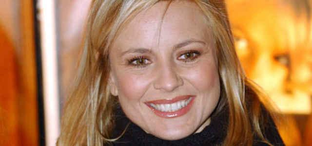 L'attrice, conduttrice televisiva e showgirl Antonella Elia