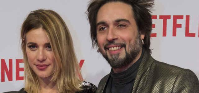 I genitori di Nina Clizia Incorvaia e Francesco Sarcina