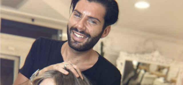 L'hair stylist Federico Fashion Style