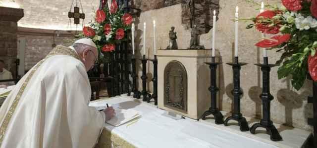 Papa Francesco Fratelli tutti Lapresse1280 640x300