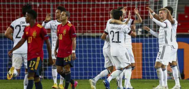 Germania Spagna gol Werner lapresse 2020 640x300